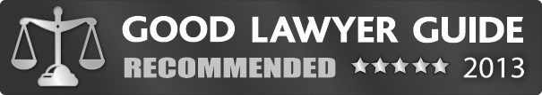 Good Lawyer Guide - the independent guide to lawyers in England and Wales